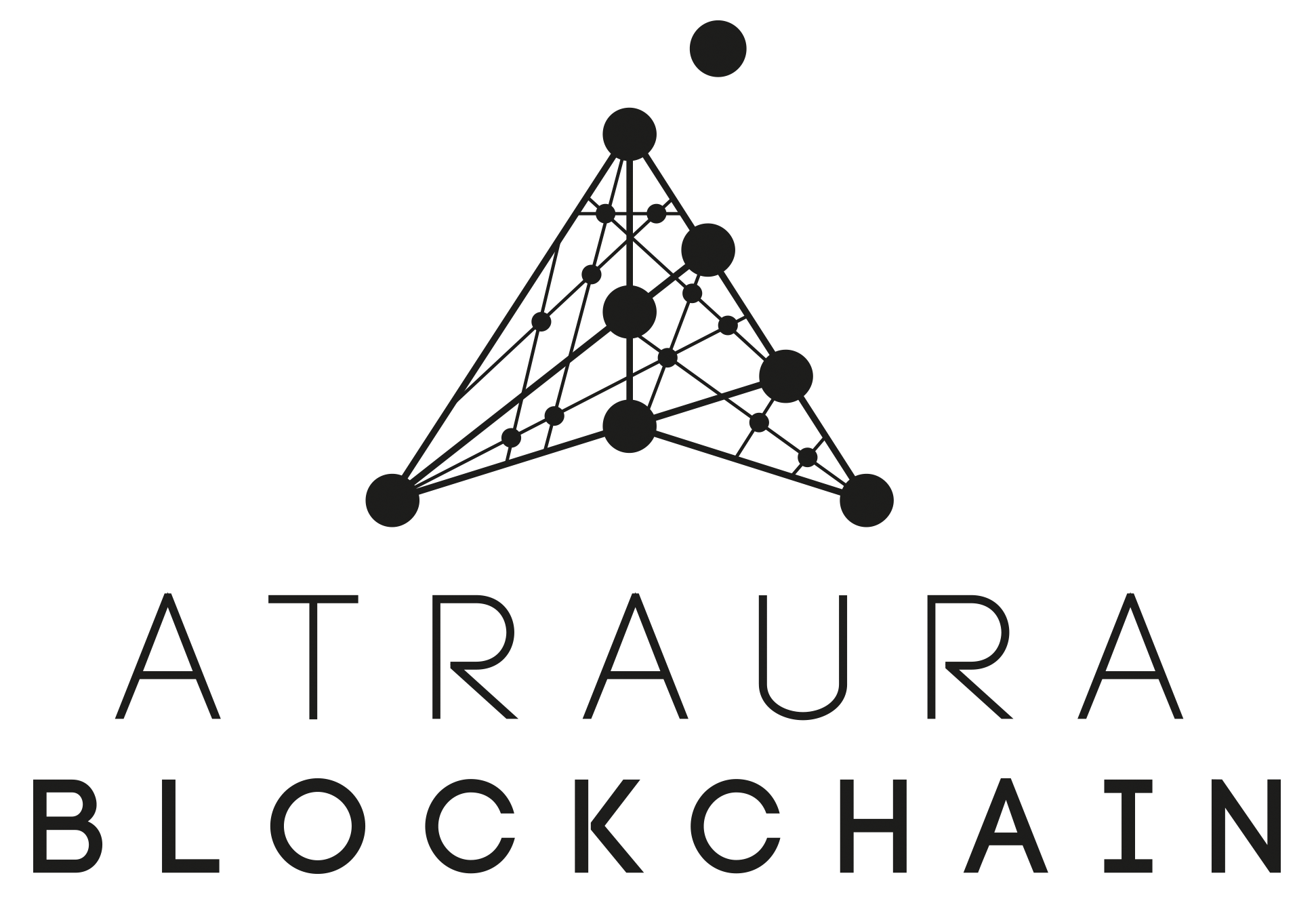 atraura blockchain logo