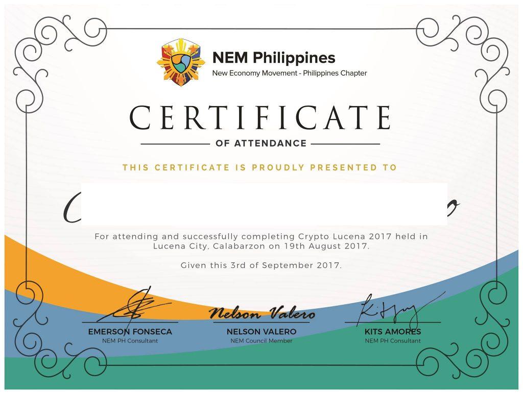 Filipino NEM