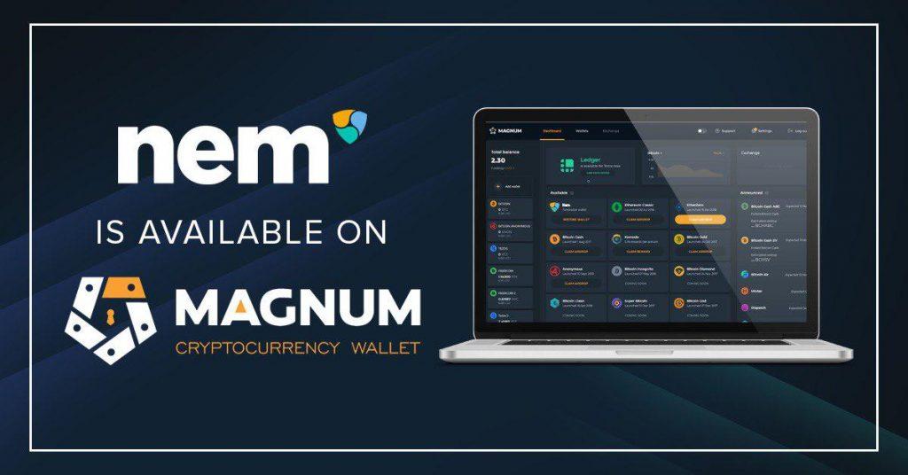 NEM Magnum Wallet
