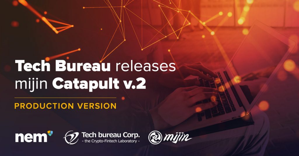 Tech Bureau Releases Mijin Catapult v.2 Production Version