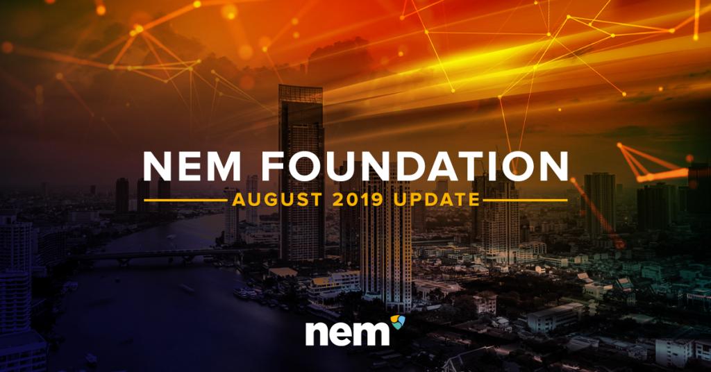 August 2019 update