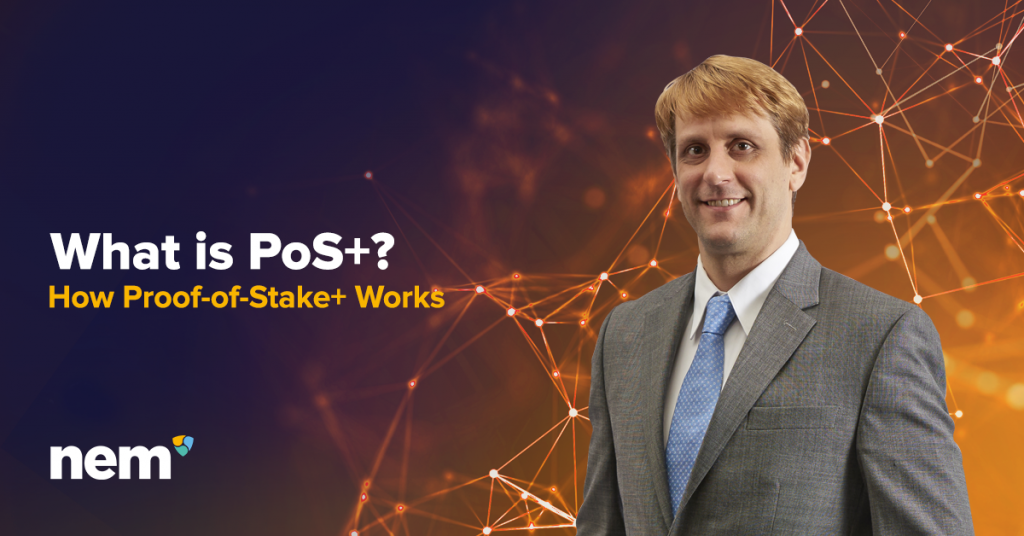 Proof-of-stake+ PoS+