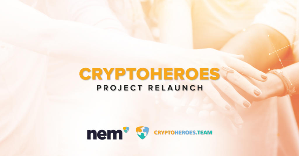 Crypto Heroes Project Relaunch!