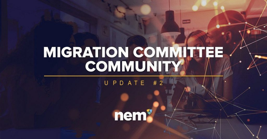 Migration Committee Update #2