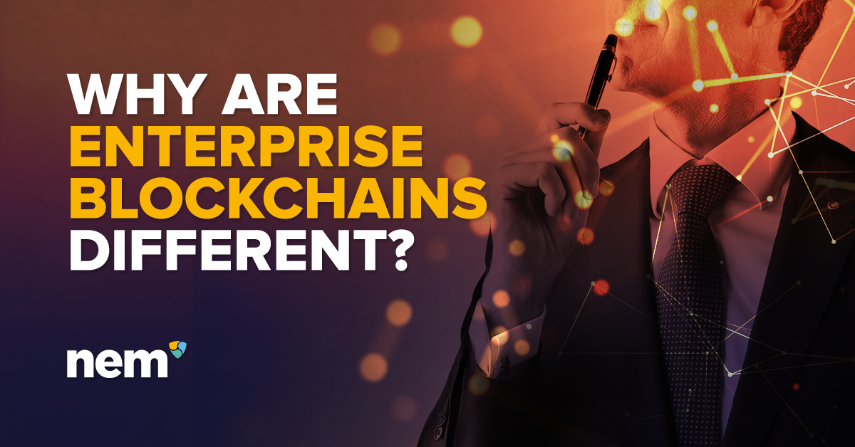 Enterprise Blockchain