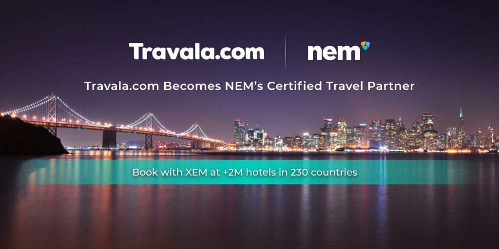 Travelling Travala.com