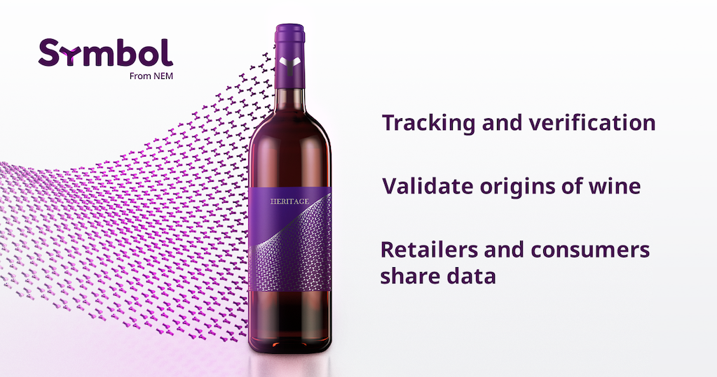 Eliminating fraud and ensuring the authenticity of fine wine throughout the supply chain
