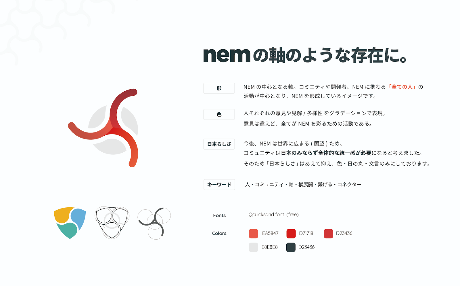 NEM HUB Launches globally